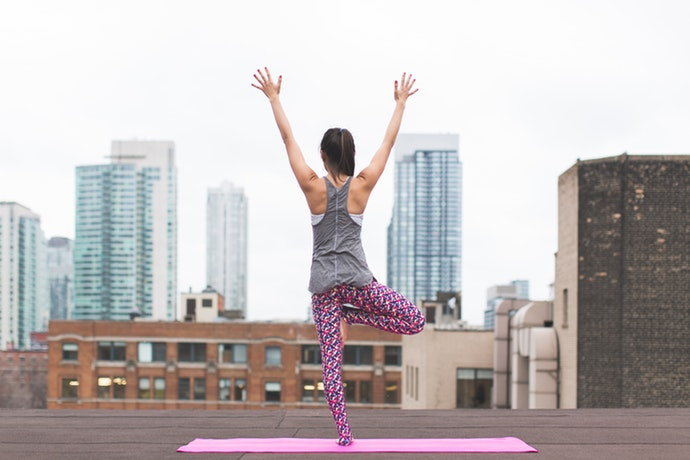 YOGA FOR BETTER HEALTHY LIFE & HEALTHY MIND